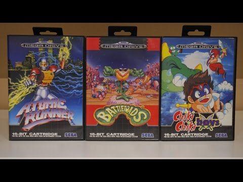 Hallo Leute  mal wieder ein neues Video von mir mit meinen neuen Errungenschaften. :) Ich hoffe dass es euch gefällt.  Heute gibt's saftig was für meine Mega Drive Sammlung. Unter anderem mit dabei: - Sonic the Hedgehog 2 - Sonic the Hedgehog 3 - Atomic Runner - Battletoads - Chiki Chiki Boys - Talmit's Adventure - Seaquest  Wenn ihr mögt: Folgt mir auf Twitter: https://twitter.com/maniac79 Oder auf Instagram: http://ift.tt/1kwEd1e Oder liked meine Facebook-Seite: http://ift.tt/1Pq61Qz Oder…
