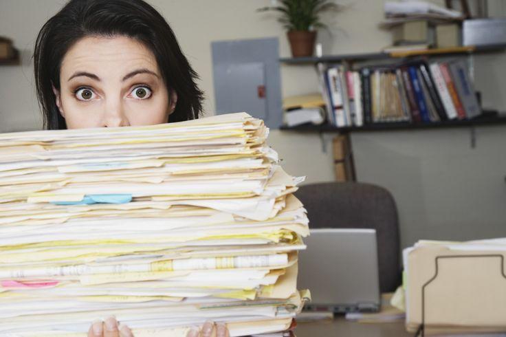 Como organizar documentos em casa