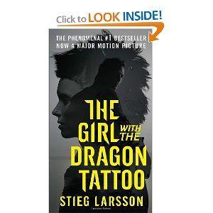 The Girls with the Dragon Tattoo: Books I Lov, Awesome Books, Dragon Tattoos, Books Movies Thoughts, Good Books