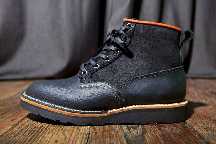 Up There x Viberg 145 Oxford & Scout Boot