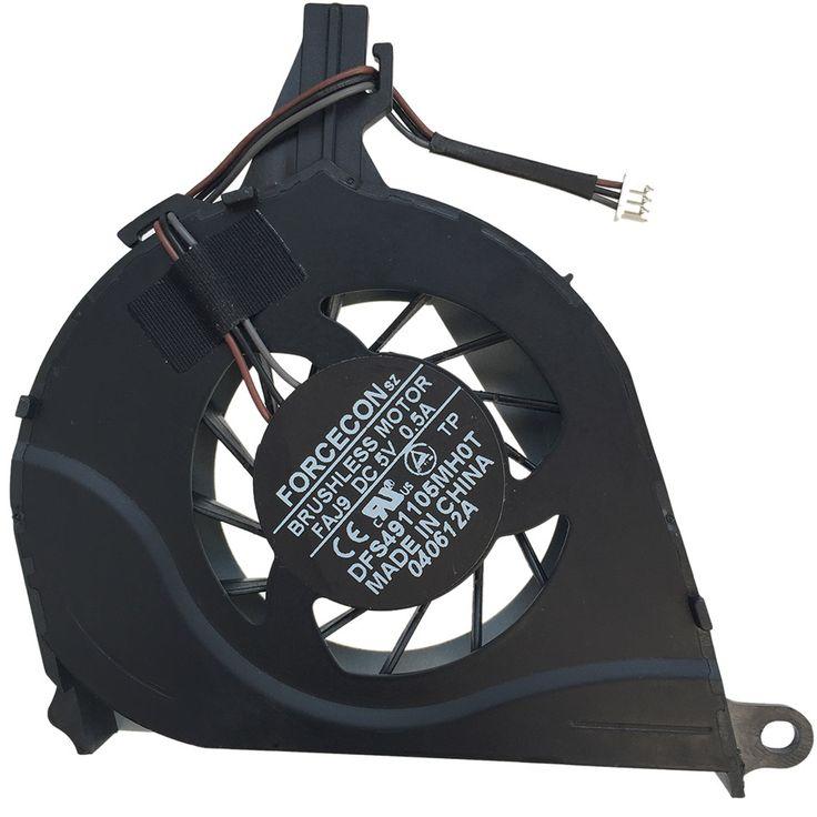 New original Cooling Fan For Toshiba Satellite L650 L650D L655 L655D L750 L750D Cooler Laptop Radiator Cooling Fan Free Shipping #women, #men, #hats, #watches, #belts