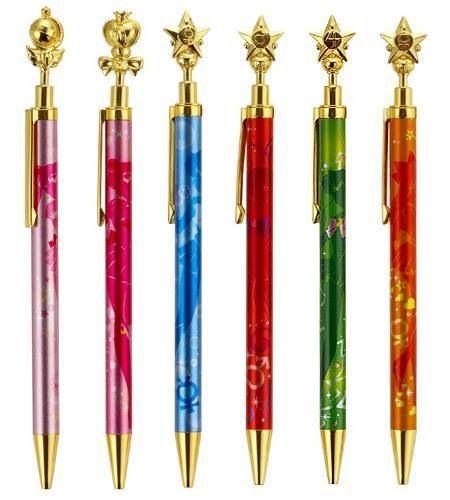 Sailor Moon Pens. I must get them!
