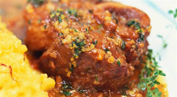 Veal Osso Buco Recipe Food Network