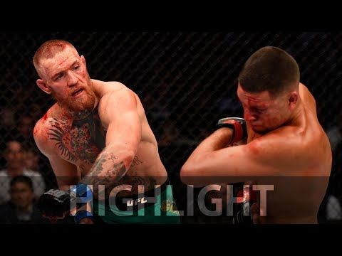 UFC ON FOX: Nate Diaz vs. Conor McGregor - UFC 202 Highlights