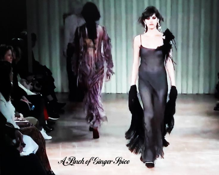 Moda donna: Alberta Ferretti #milanofashionweek 2017