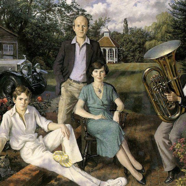 John Walton 'Family Group'