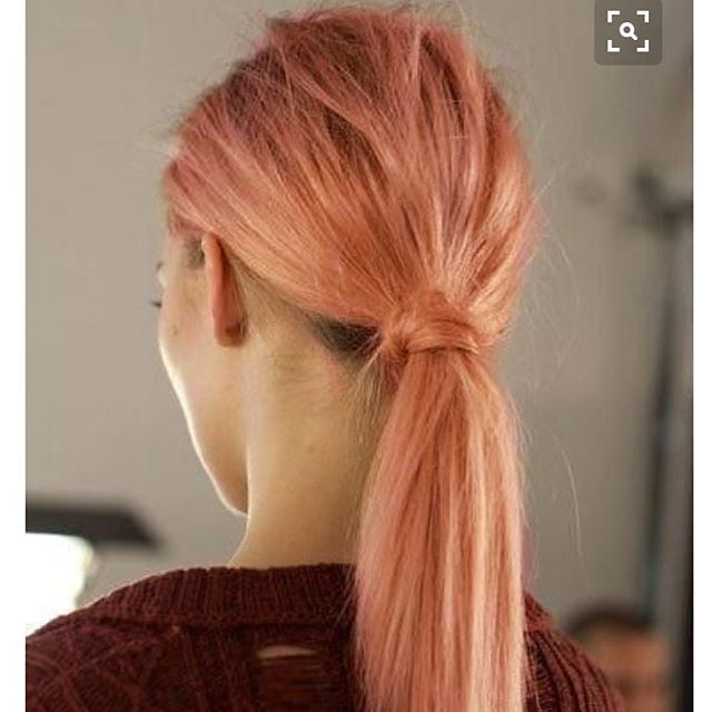20 Blorange Hair Looks - All About 2017's Red and Orange Hair Color Trend