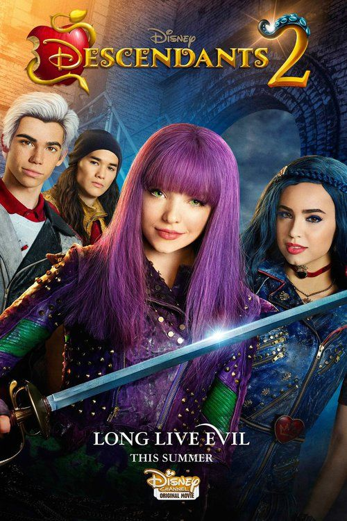 Descendants 2 2017 Full Movie HD Availablle  Click here: http://bit.ly/2vFIY1Y