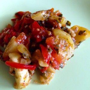 Zucchini and Potato Bake Recipe