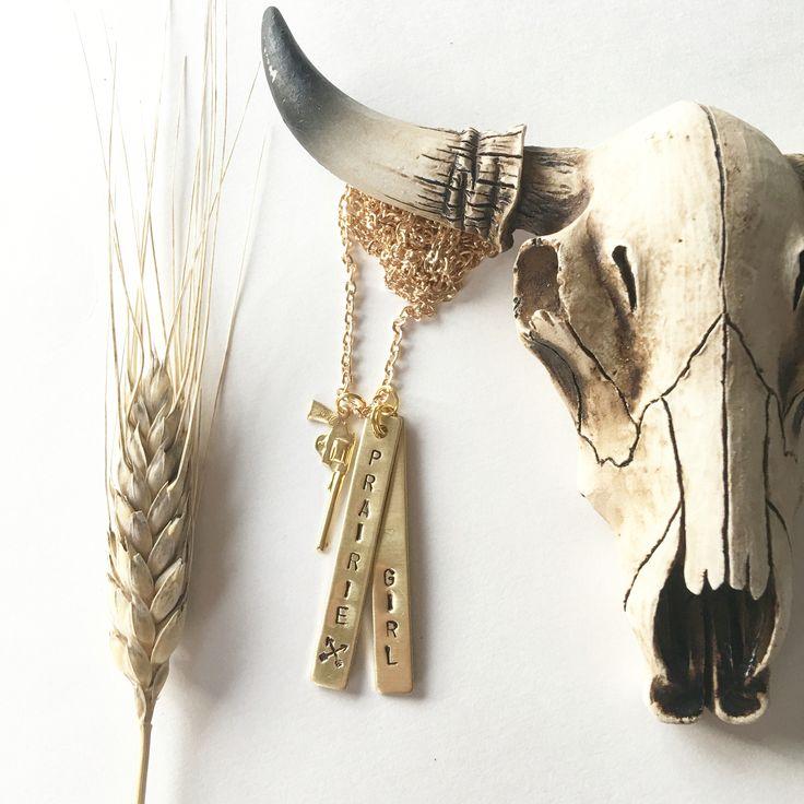 Prairie Girl Necklace