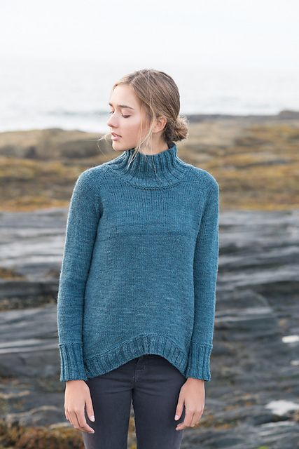 Ravelry: Sea Pullover pattern by Carrie Bostick Hoge