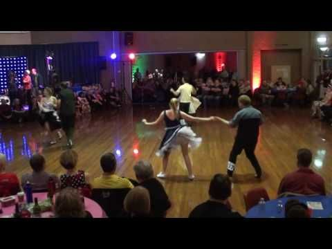 Melb Open Dance Championship 2016 Under 45 - Slow - YouTube