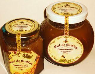 Natalia Videla Bravo: Etiqueta de miel