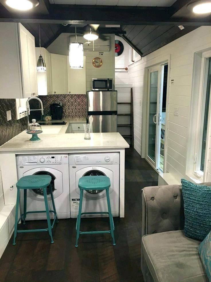 Sehr Kleines Haus, Das Ideen Verziert #einrichten #einzimmerwohnung  #hausfassade #kleinewohnung #