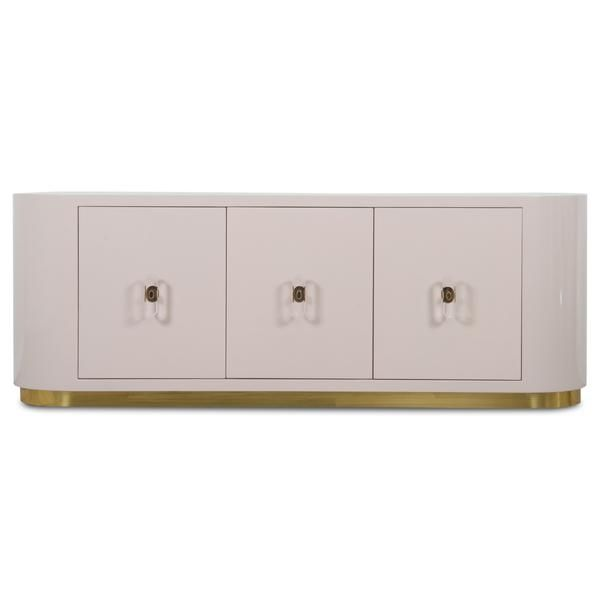 Ibiza Three Door Credenza