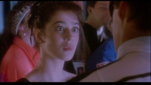 The Cutting Edge. Moira Kelly makes the best faces, and this scene makes my stomach flip.