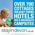 Visit Devon – New Sponsor