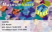 Reduction for dutch museums