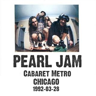 pearl jam 1992 | Temporarily): Pearl Jam - 1992-03-28 - Chicago, Illinois