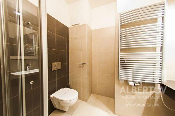Ein unikales Projekt mit Mietwohnungen Prag 2 - Albertov Rental Apartments basiert auf Sicherheit, maximalen Komfort und modernen Zutritt. http://www.mietwohnungen-prag.de