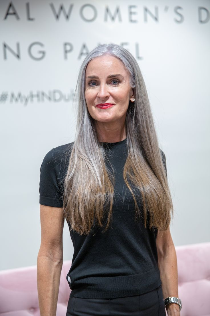 Pin By Caroline Labouchere On Gorgeous Grey Hair In 2019