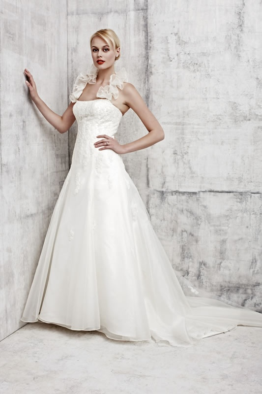 Style 2373 from Benjamin Roberts 2013 Collection