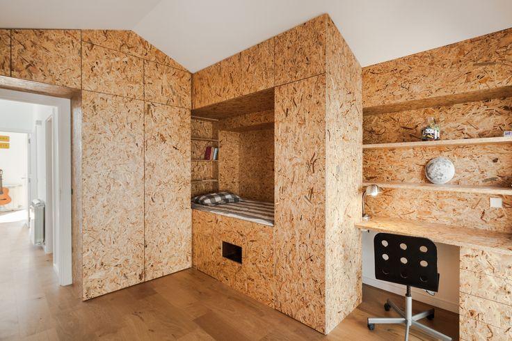 Floret Arquitectura - Casa Cedofeita. Fotografia de João Morgado - Fotografia de Arquitectura