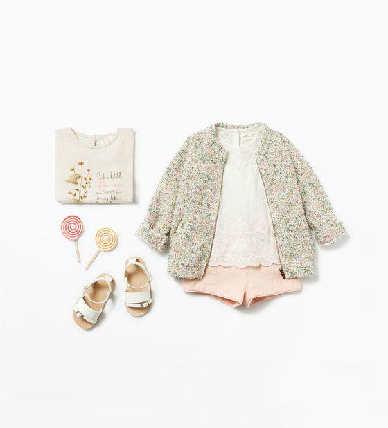 Acheter le look - Bébé fille (3 - 36 mois) - ENFANTS | ZARA Belgique