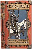 Don Quixote, one of Dominique's favorite books