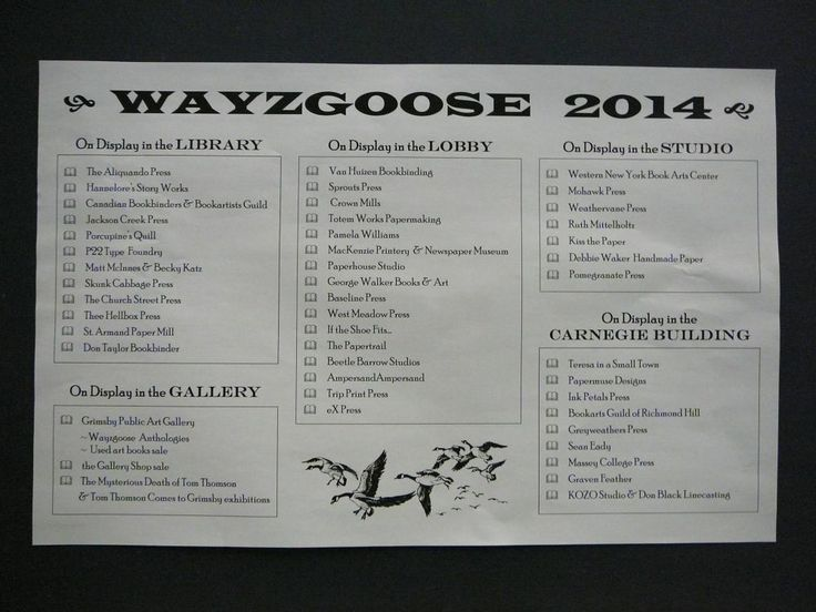 Participants in the 2014 Grimsby Wayzgoose. Photo by Don McLeod.