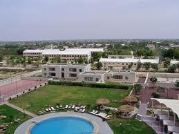 Capital city N'djamena