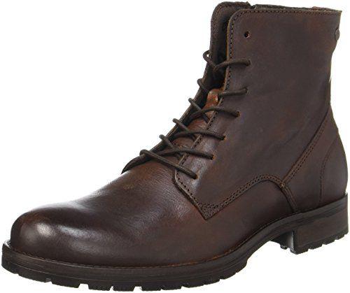 Jackamp; Jones Hommes Montantes CherBottes Chaussures Cuir Pas En dCBoWEQexr