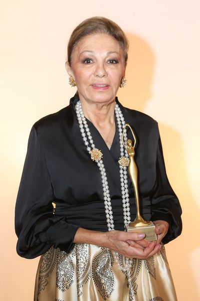 Farah Diba Pahlavi Photos - Farah Diba Pahlavi wins an award at the Look Women Of The Year Awards 2015 at the city hall on November 17, 2015 in Vienna, Austria. - Look Women of the Year Awards 2015