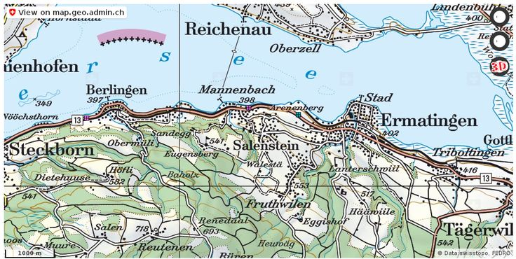 Salenstein TG Unfall Verkehr Tote Statistik http://ift.tt/2pI8sK4 #geoportal #swiss