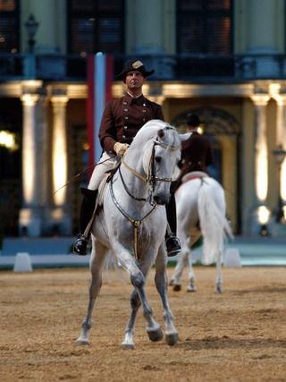 Vienna, Austria - Spanish Riding School