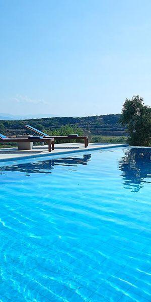 Serenity Villas in  Tersanas, Chania, Crete