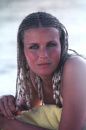 everybody wanted Bo Derek braids - filmed in Manzanillo, Mex at Las Hadas.