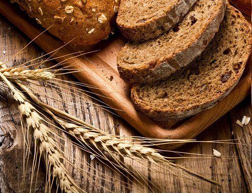 GRANOS INTEGRALES PARA UNA BUENA DIETA assortment of baked bread