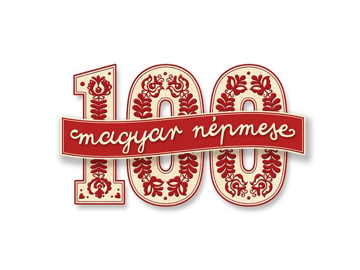 100 Hungarian Folk Tale - Book title logo