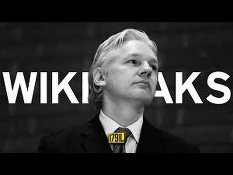 Julian ASSANGE   WIKILEAKS e mail we've put CLINTON in jail !
