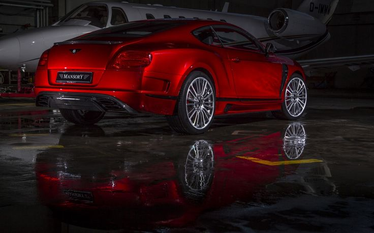 2013 Car Mansory Bentley Continental GT Sanguis 2