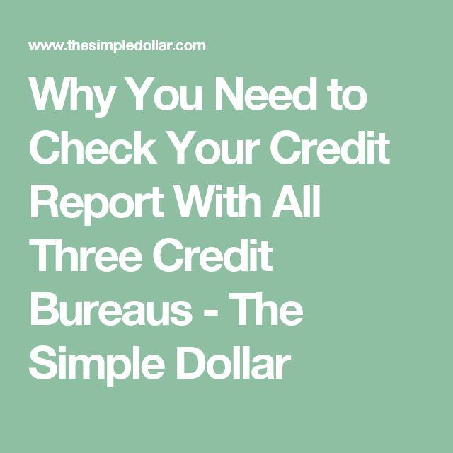 1000 ideas about three credit bureaus on pinterest for 3 bureau credit report