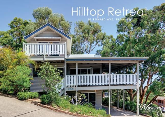 Ronald Avenue, 81, Hilltop Retreat, a Shoal Bay House | Stayz