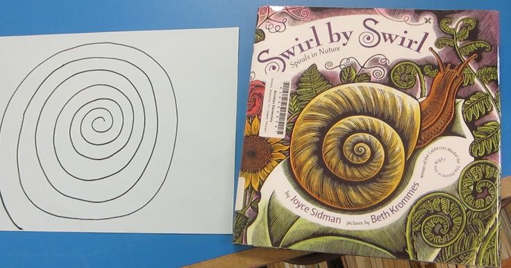 Buddy day and I found a book for a great activity. This book is not about snails but about spirals. How they can curl up tight then stretch ...