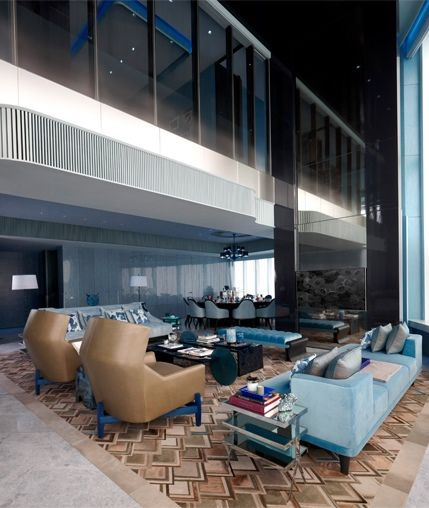 Star Dust Location: Kowloon, Hong Kong Interior Designer: AB Concept