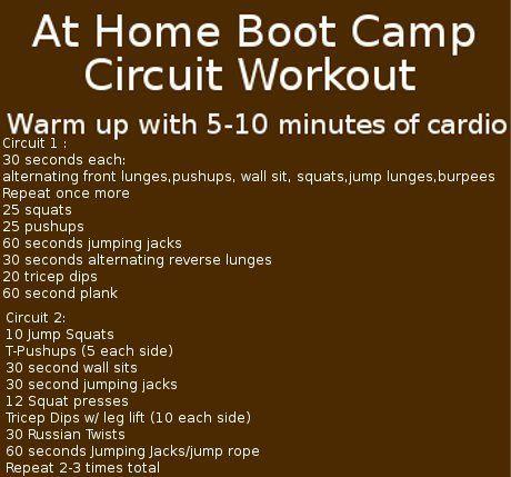 396527942162655395 Bootcamp Workout