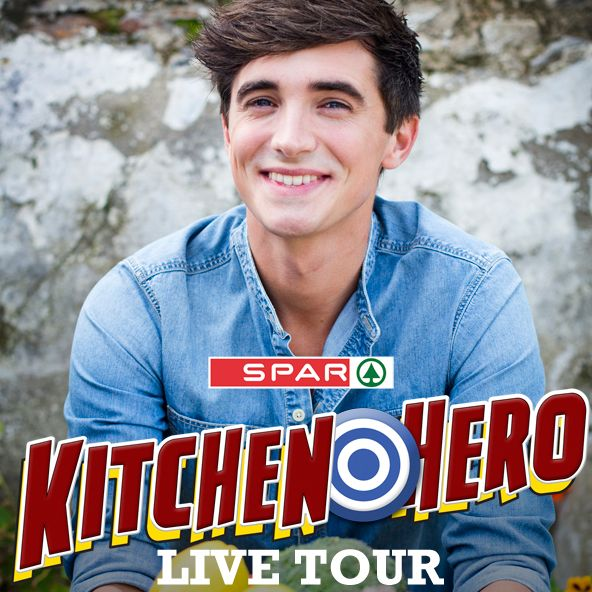 Oxfam Home supporter Donal Skehan has given us 3 pairs of tickets to his Kitchen Hero Live tour to give away.   Enter on the link below and SHARE this pin with your foodie friends! https://www.oxfamireland.org/donal-skehan