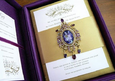 Couture Invitations · Bling Wedding ...