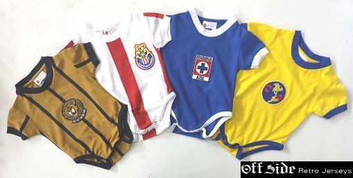 Pañaleros Chivas, Pumas, Cruz Azul, America - 199 pesos