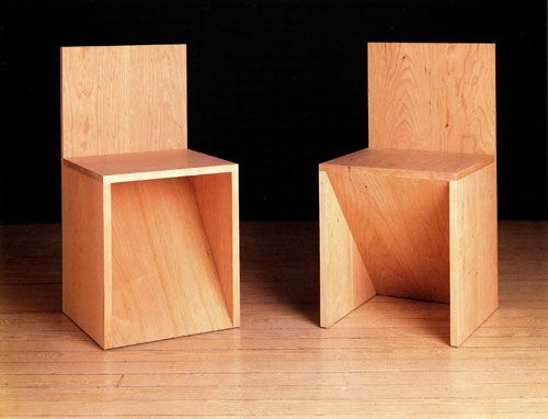 theeyestheysee Donald Judd, Furniture (Cont'd)